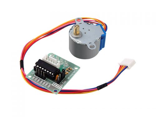 Stepper Motor 28BYJ-48 with Driver