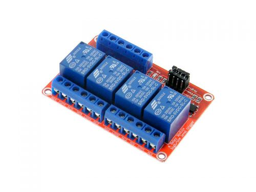 Relay Module 4 Channel 5V