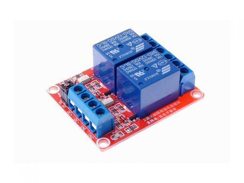 Relay Module 2 Channel 12V