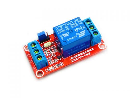 Relay Module 1 Channel 12V