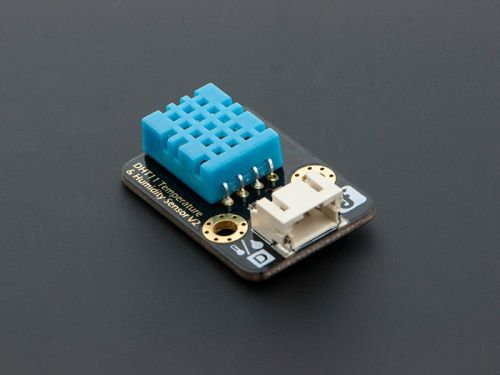 Gravity: DHT11 Temperature Humidity Sensor