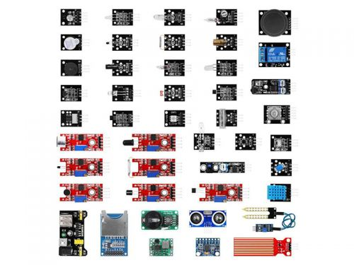 Arduino 45 in 1 Sensor Kit