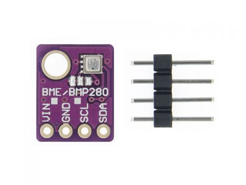 Temperature Humidity Barometer Sensor (BME280)