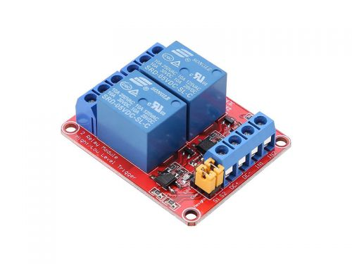 Relay Module 2 Channel 5V