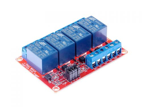 Relay Module 4 Channel 12V