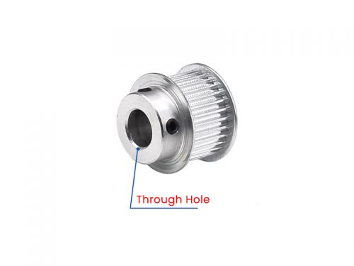 Timing Pulley 20 Teeth 4mm